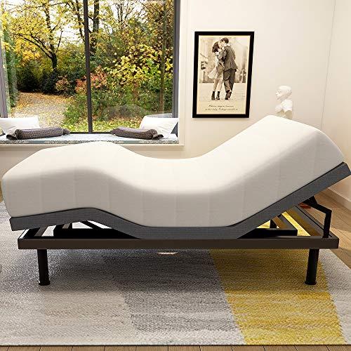 adjustable bed frame reviews