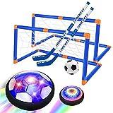 GPTOYS Air Power Soccer, Jouets pour Enfants de Football de l'air, Jouets de...