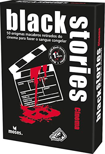 Black Stories. Movie theater
