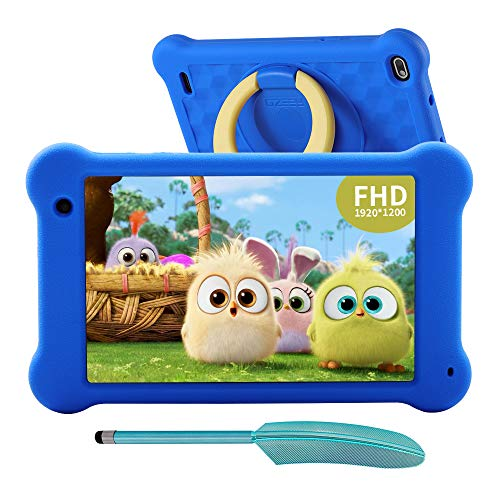 Tablet Niños 7 Pulgadas Tablet Infantil Android 10 Pantalla FHD...