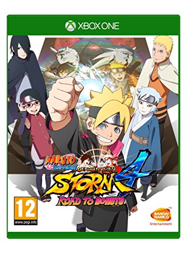 Bandai Namco Naruto Shippuden Ultimate Ninja Storm 4: Road to Boruto, 112023