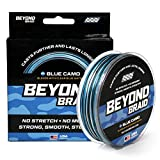Beyond Braid Blue Camo 300 Yards 20lb