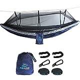 FE Active Hamac de Voyage Camping - Hamac 2 Places ou Simple avec...