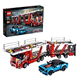 LEGO Technic - Le transporteur de voitures, Jeu Garçon et Fille 11 Ans et Plus, Jeu de Construction 2493 Pièces - 42098