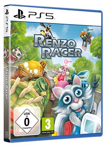 RENZO RACER - Fun Renn Simulation [PlayStation 5]