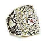 NFL Replica 2019 Kansas City Chiefs Super Bowl Championship Ring Replica (13)
