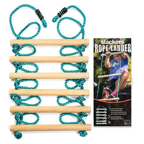 2. Slackers NinjaLine Rope Ladder