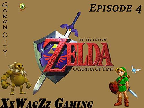 Clip: The Legend of Zelda Ocarina of Time Episode 4