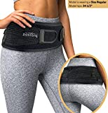 Sacroiliac Hip Belt for Women and Men That Alleviate Sciatic, Pelvic, Lower Back and Leg Pain, Stabilize SI...