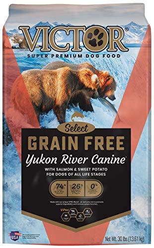 VICTOR Select - Grain Free Yukon River Canine, Dry...