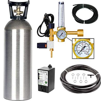CO2 Enrichment Kit