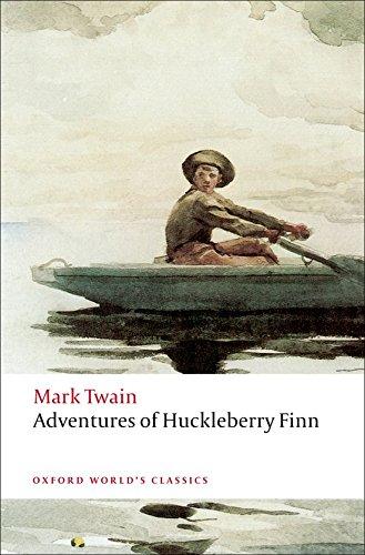 Adventures of Huckleberry Finn (Oxford World's Classics)