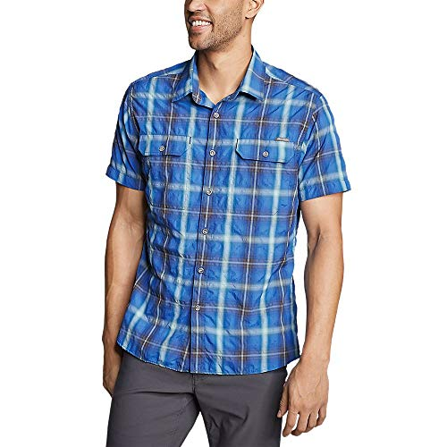 Eddie Bauer Men's Mountain Short-Sleeve Shirt
