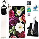 Case for Hot Pepper Poblano Vle5 Q-Link Wireless Cover Flip PU Leather + Silicone case Fixed Hua USHYJ
