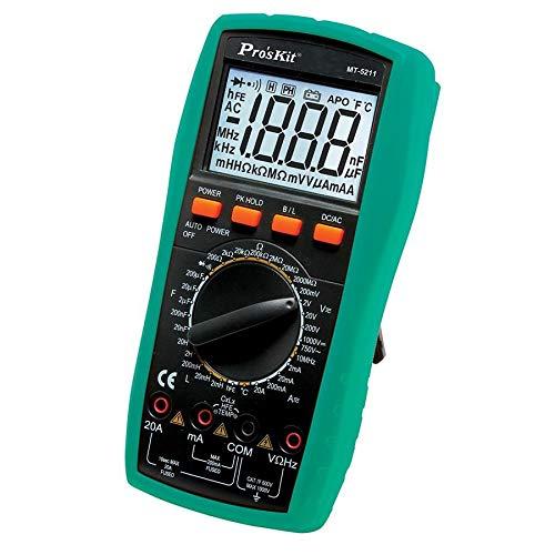 Pro'sKit MT-5211 Digital LCR Mustimeter, 3-1/2'