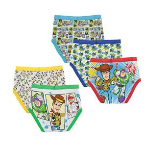 Disney Boys' Toy Story Brief Multipack