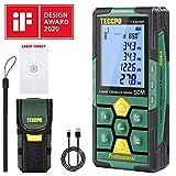 Télémètre laser 50m TECCPO, USB 30mins Charge rapide, Décoration...