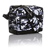 Glambini Small Crossbody Bag for Girls and Boys, Kids Messenger Bag, Insulated Kids Lunch Bag, Water-Resistant hand bags