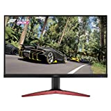 Acer Gaming Monitor 27 Inches KG271 Cbmidpx 1920 x 1080 144Hz Refresh Rate AMD FREESYNC Technology (Display Port, HDMI & DVI Ports) Black