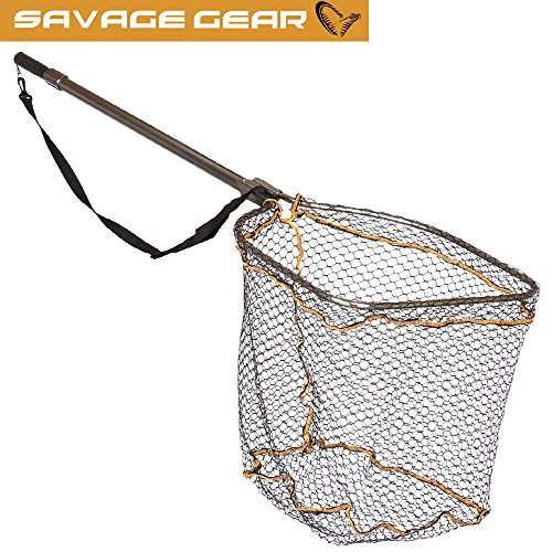 Savage Gear GUADINO Null Full Frame Rubber Mesh Null - L, 95, 150