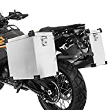 Maletas de Aluminio 40l + Kit 18mm para KTM 1090/1190 Adventure/R, 690 Duke/R