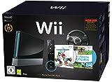 Nintendo Wii 'Mario Kart Pak' - Console avec Wii Sports, Mario Kart Wii, Volant...