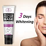 AICHUN Beauty Whitening Cream Peel Off Mask Natural Care Cleaning Skin 120ml