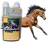 Huile de lin pour les chevaux, doublure supplémentaire pour...