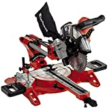 Einhell Scie à onglet radiale TC-SM2534/1Dual (puissance max. 2350W,...