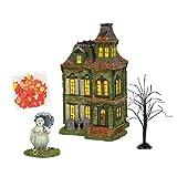 Department 56 Snow Village Halloween Hazel'S Haunted House - Set
