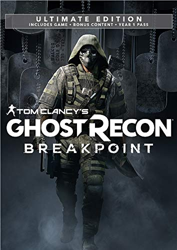 Ghost Recon Breakpoint Ultimate - Uncut   PC Code - Uplay