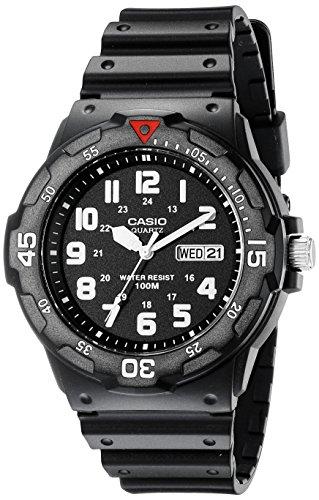 Casio Men's MRW200H-1BV Dive Watch