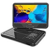 WONNIE 2020 Upgrade 12.5' Lecteur DVD Portable avec écran Rotatif à 270°,...