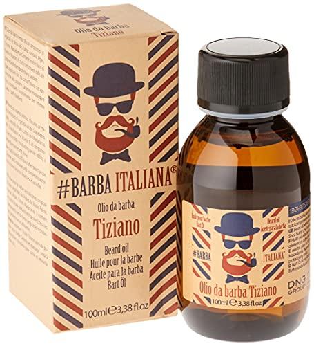 Barba Italiana Olio Barba Tiziano - 100 ml