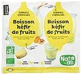 Nat-Ali Ferment pour Boisson Kéfir de Fruits 10 g 