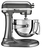 KitchenAid Professional 600 Series KP26M1XER Bowl-Lift Stand Mixer, 6 Quart, Liquid Graphite