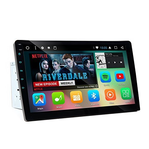 51Ek9w7 GfL - 7 Best Android Car Stereos- The Unbeatable Hands-Free Android Integration