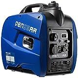 DENQBAR Groupe électrogène Inverter 2100 W Générateur portable insonorisé - DQ-2100