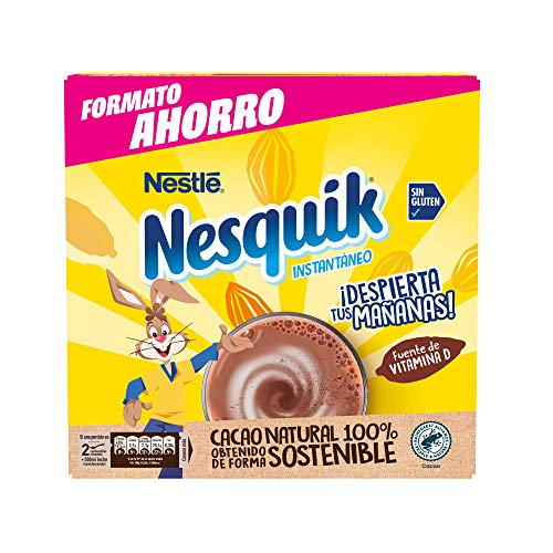 Nesquik Cacao Soluble Instantáneo, 3kg
