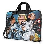 Family Guy Laptop Bag Tablet Maletín Funda Protectora portátil Funda 14 Pulgadas LAP-993
