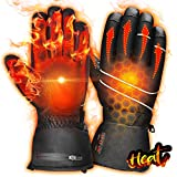 winna Heated Gloves for Men Women, Rechargeable Battery Electric Gloves, Touchscreen Heating Gloves...