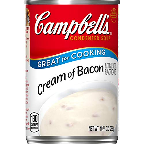 Campbell's Condensed Cream of Bacon Soup, 10.5 oz. Can