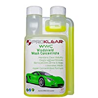 WWC with AWJF Anti Wiper Judder Formula is a hyper concentrated windshield wash concentrate additive Cleans dust, grime, pollutants from windshield and cleans 250ml pack lasts for 50 refills.Hyper concentrated - Only 5ml need to be added per wiper ta...
