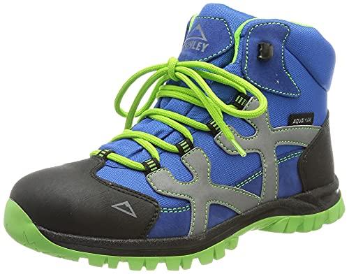 McKINLEY Santiago Pro Aquamax Trekking-& Wanderstiefel, Grün (Green Lime/Blue...
