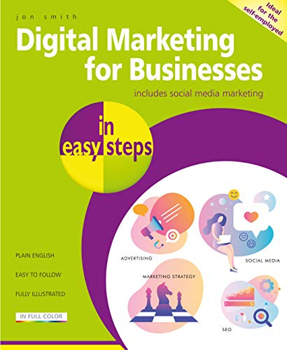 Digital Marketing for Businesses in easy steps