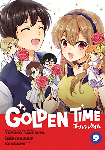 Golden Time Vol. 9 (English Edition)