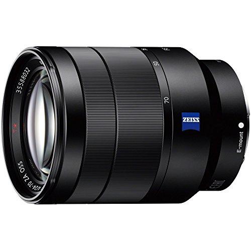 SONY Eマウント交換レンズ Vario-Tessar T* FE 24-70mm F4 ZA OSS