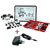 Ensemble De Base Lego MINDSTORMS Education EV3 avec Chargeur Secteur