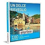 smartbox - Cofanetto Regalo Coppia - Un Dolce risveglio - Idee Regalo Originale - Un Soggiorno di 1 Notte per 2 Persone