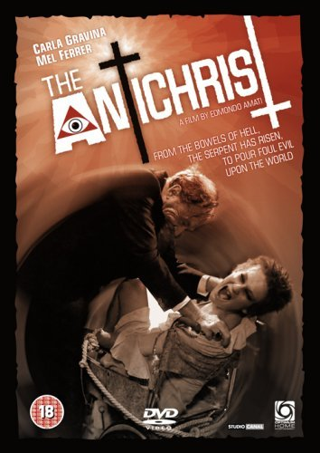 The Antichrist (Aka L'Anticristo) by Carla Gravina(2009-03-16)